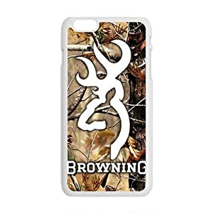 Autumn scenery Browning Cell Phone Case for iPhone plus 6 by ruishername