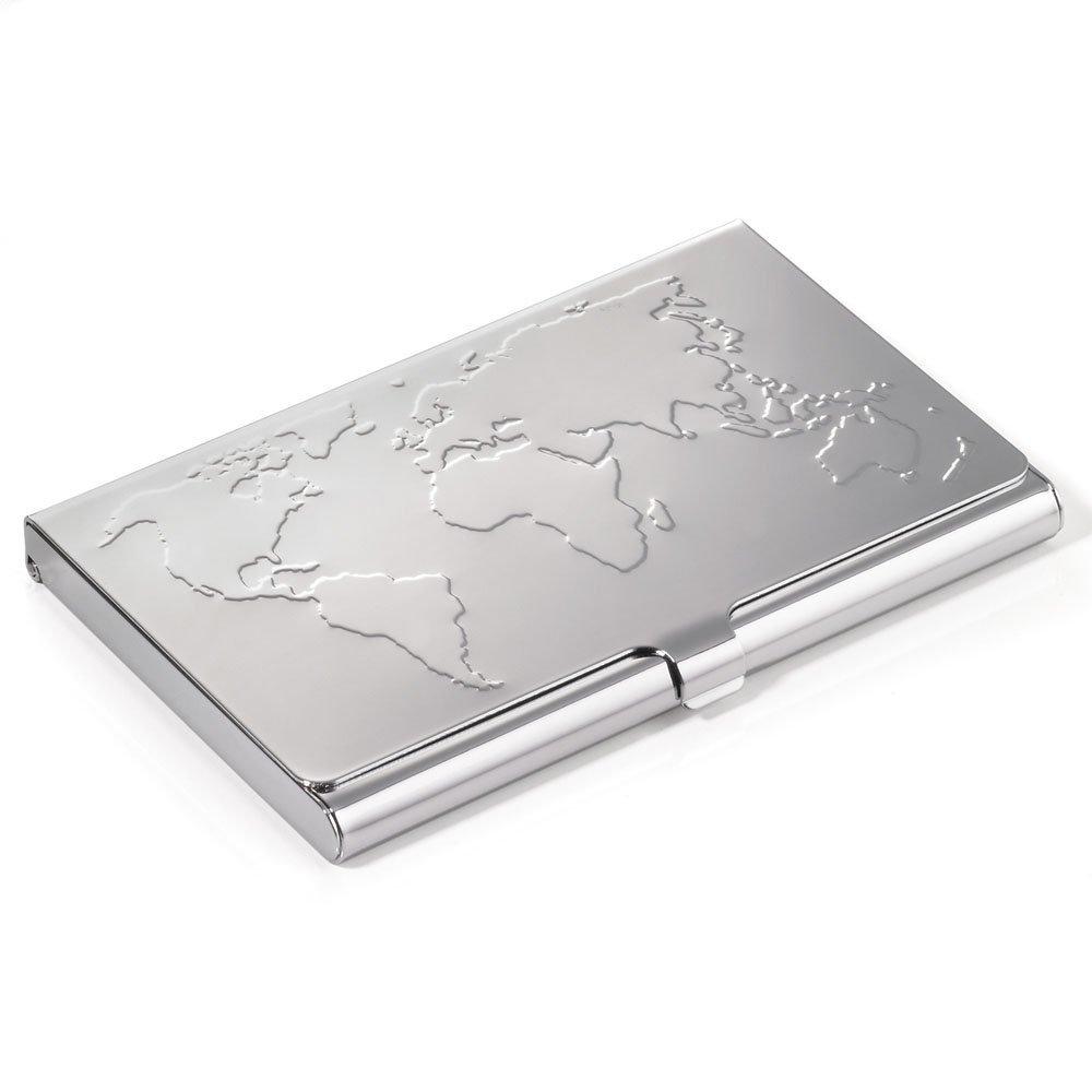 Troika Visitenkartenhülle, silber (Silber) - CDC75/CH CDC75CH