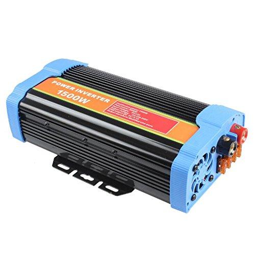 1500W Car Power Inverter DC 12V To AC 110V Inverter 3000