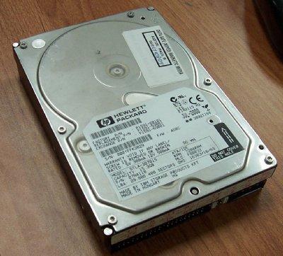 HP D9803A 15GB IDE Drive