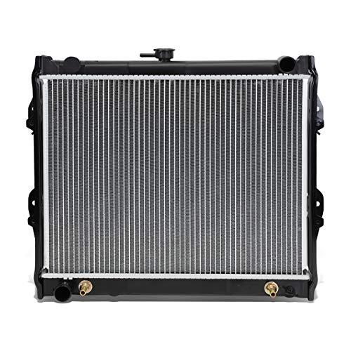 DNA Motoring OEM-RA-0945 Aluminum Core Radiator DPI 0945