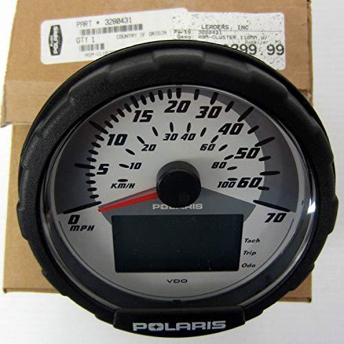 (Polaris 2005 Sportsman 500 ATP Speedometer Gauge Cluster 3280431)