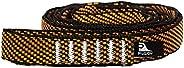 Fusion Climb QD-1511-80 Quickdraw Runner 5000 Lb Loop Nylon Webbing 80cm X 1.7cm Light Brown, Orange