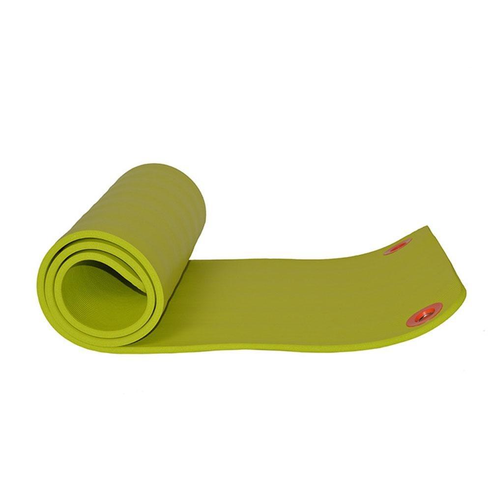 HZJ Natural NBR SchöNe Design Eco Friendly Yoga Mat,