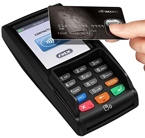 PAX S300 v3, RS232/Ethernet, PIN Pad/Card Reader/SCR/Contactless - Dual Com, EMV, NFC by PAX