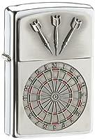 Zippo 1300091 Nr. 200 Dartboard Emblem