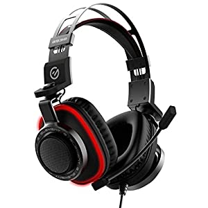 Element G G530 Gaming Headset Stereo Sound + LED for PS4, PC, Console Compatible
