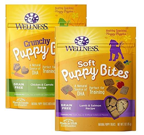 Natural Grain Free Puppy Training Treats … (Variety) ()