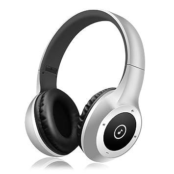 YUYI Auricular Bluetooth HiFi Deportes Auriculares ...