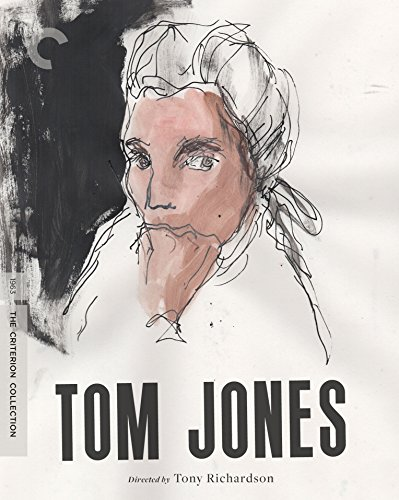 Blu-ray : Tom Jones (criterion Collection) (Special Edition, 4K Mastering, 2 Pack, Widescreen, Subtitled)