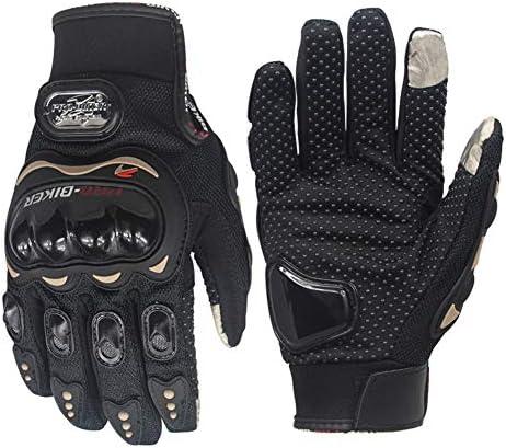 用手袋 メンズ バイク用グローブ 自転車 サイクリング モーターバイク用手袋 保護 滑り止め付き 耐磨耗性 換気性 超軽量 タクティカルグローブ