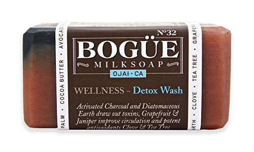 BOGUE Goat Milk Soap- WELLNESS No32