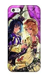 New Arrival Premium 5/5s Case Cover For Iphone (umineko-no-naku-koro-ni Edenfox Frederica-bernkastel Bernkaste Anime Love Romance Artistic)