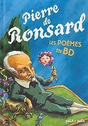 Poèmes de Ronsard en bandes dessinées