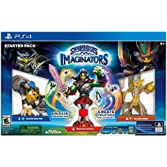 SKYLANDERS IMAGINATORS is now available at major retailers worldwide from Activision