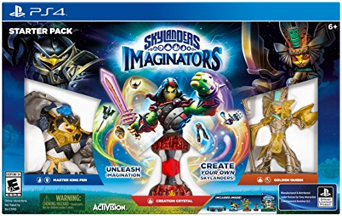 Skylanders Imaginators - PlayStation 4 by Activision