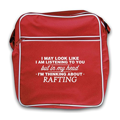 Rafting Red Retro My I'm Flight Head In Bag xwBa4p