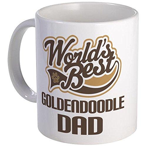 CafePress Goldendoodle Dog Dad Mug product image