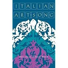 Italian Art Song