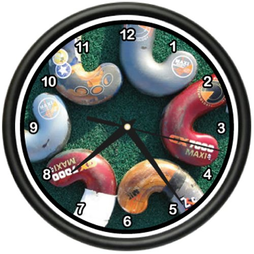 FIELD HOCKEY Wall Clock game stick girls team gift