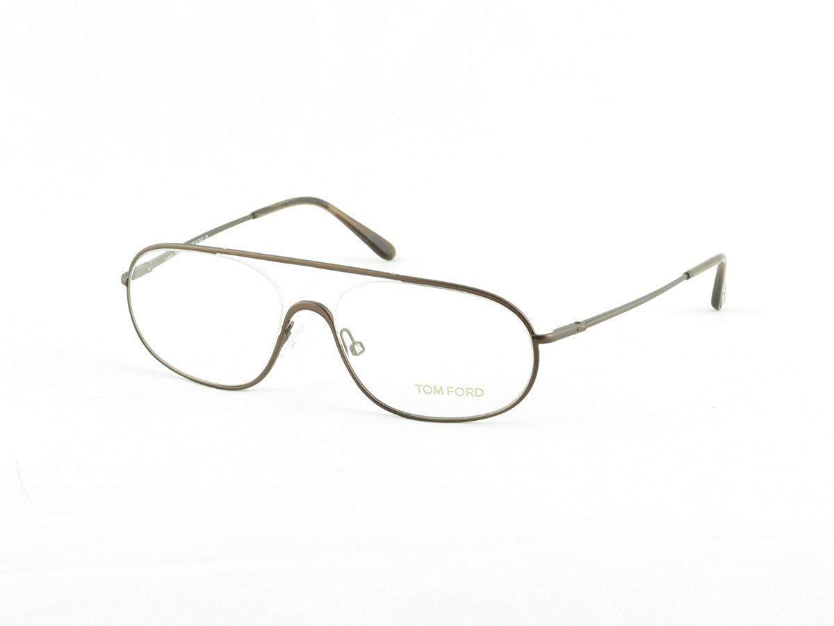 db2aae112d Tom Ford 5155 049 Brown aviator glasses frame eyeglasses optical optics  tf5155 ft5155