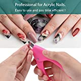 Bulex 2 Pack Nail Clippers for Acrylic