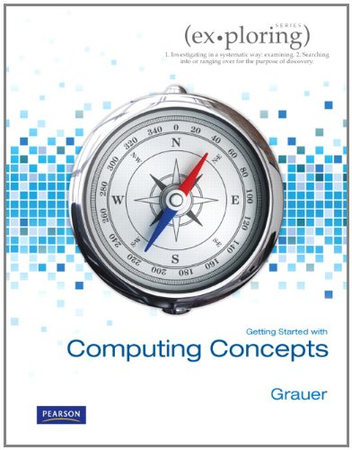 Exploring Getting Started with Computer Concepts