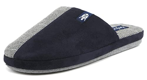 new concept 004de 8bd8a DE FONSECA pantofole ciabatte invernali da ragazzo mod. ROMA ...