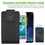 Best CellBee Cell Phone Accessories - Cellet Teramo Leather Pouch With Belt Clip 360 Review