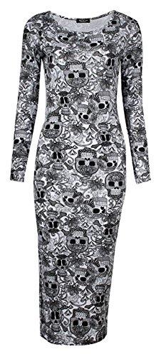 Zebra Print Party Dress - 5