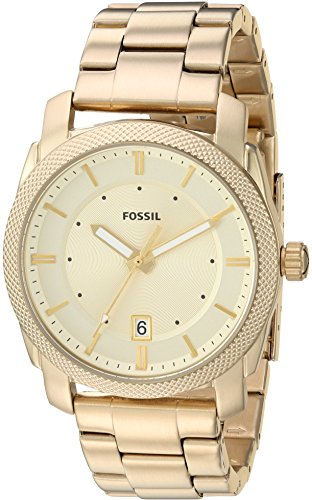 Fossil-Mens-FS5264-Machine-Three-Hand-Date-Gold-Tone-Stainless-Steel-Watch