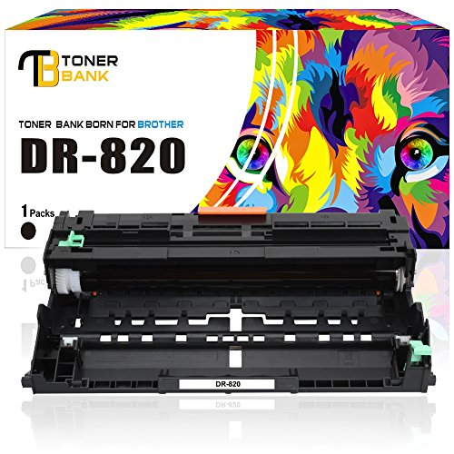 Drum Unit DR820 DR-820 Compatible Brother DR820 for Brother HL-L6200DW MFC-L5850DW MFCL5900DW MFCL6700DW MFCL5800DW HLL6200DW HLL5200DW HLL5100DN HLL6200DWT HLL6300DW MFCl5900W l6200DW Printer Black