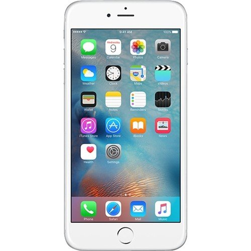 Amazon com: Apple iPhone 6 Plus - Sprint - Silver - 16GB
