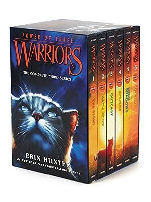 Warriors: Power of Three Box Set: Volumes 1 to 6