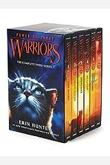 Warriors: Power of Three Box Set: Volumes 1 to 6 Paperback