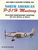 North American P-51H Mustang (Air Force Legends)