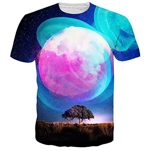 UNIFACO Unisex Printed Crewneck T Shirt product image