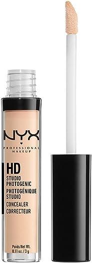 Corrector de maquillaje, Concealer Wand Nyx Professional Makeup ,Tono  Fair, 3g