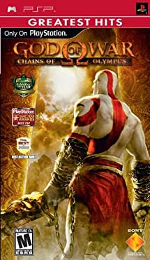 God of War Chains of Olympus - Sony PSP