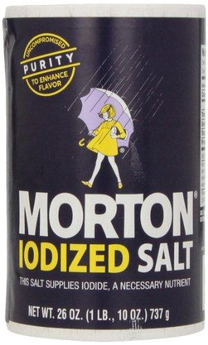 Morton Iodized Salt, 26-Ounce (Pack of 24) by Morton (Image #5)