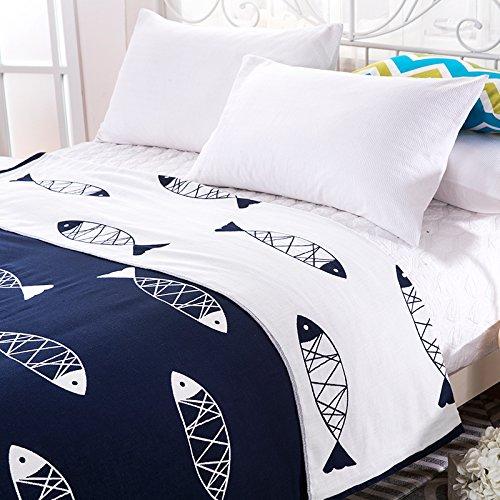bduk personalizada toallas son los niños algodón de punto hilados de Jacquard unidad y Verano Delgado mantas aire acondicionado manta mantas: Amazon.es: ...
