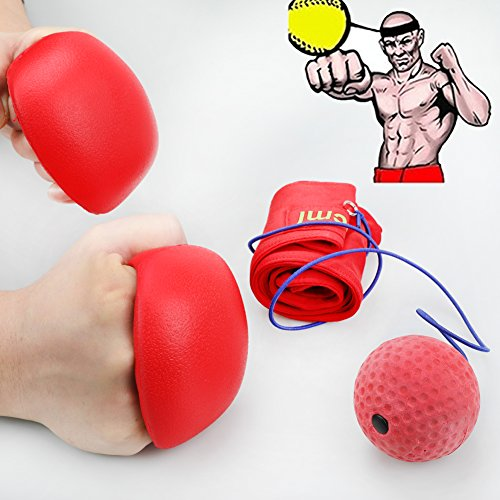 Punching Speed Ball for Fighting Free sport toys Toy Balls novelty games Combat For Kids and Adults- Unique Way To Give Gifts For Special People - Fun and Inexpensive Game Challenge For Teenagers