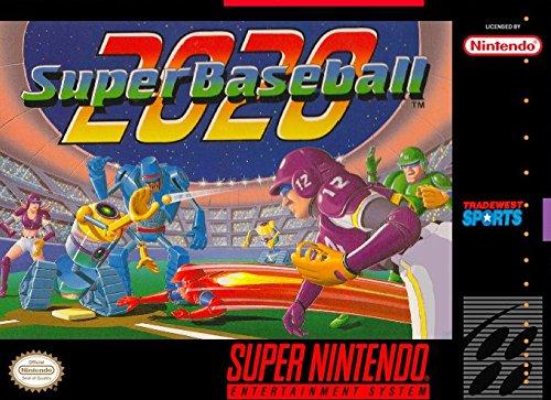 Pc Baseball Games 2020.Amazon Com Super Baseball 2020 Nintendo Super Nes Super