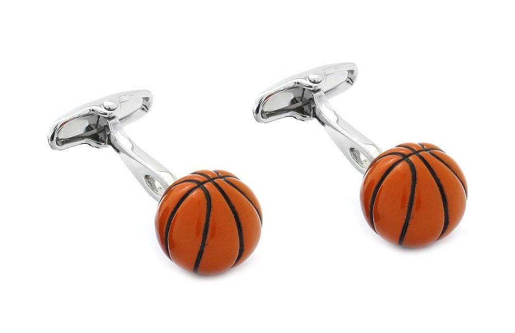 Baloncesto gemelos pelotas colour rojo y negro plateado Plus ...