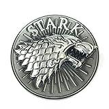 stark belt buckle - Vintage House Stark Badge Belt Buckle Movie Comic