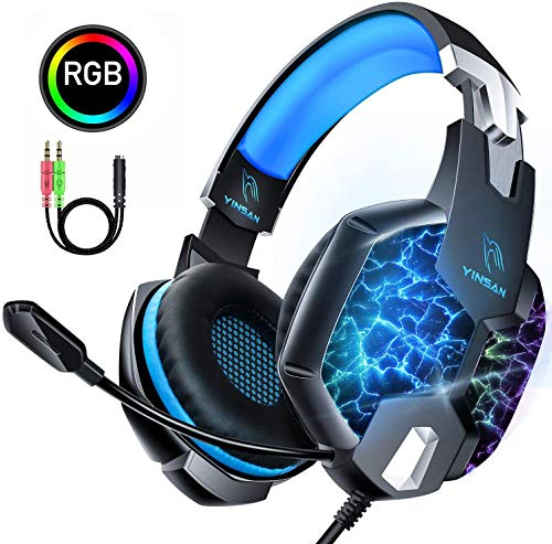 🥇 Auriculares Gaming PS4