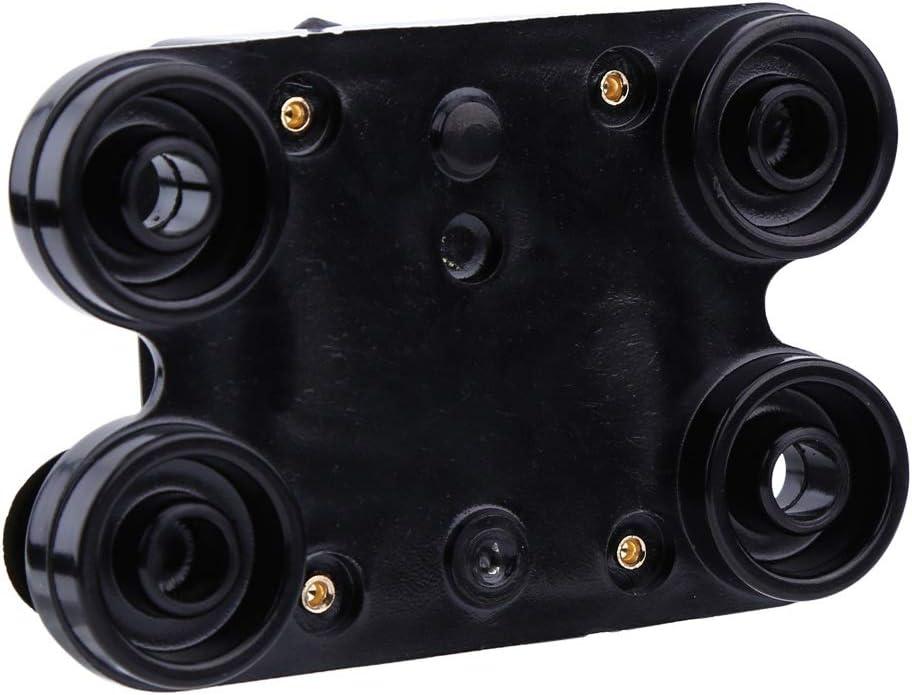 Color : 300A 1 pc DC12V Disjoncteur pour Voiture Marine Bateau V/élo St/ér/éo Audio R/éinitialiser Fusible 80-300A
