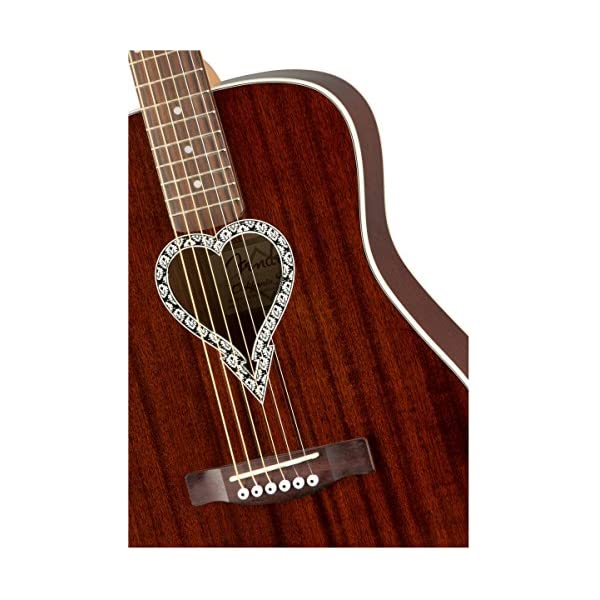 Alkaline Trio Malibu Acoustic Guitar – Natural