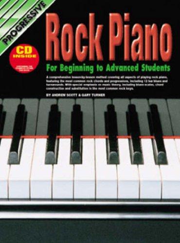 (CP72628 - Progressive Rock Piano)