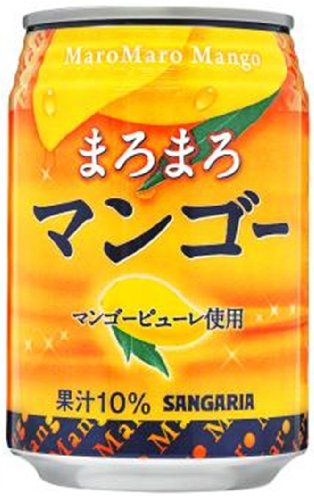 Sangaria Maromaro mango 280g cans X24 this by SANGARIA
